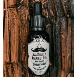 Класична олія-кондиціонер для бороди