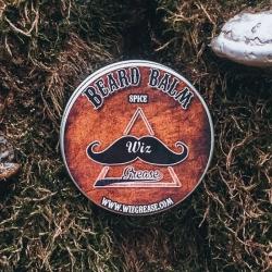 Класичний бальзам для бороди