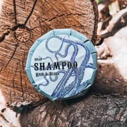 Твердий шампунь Hair&Beard