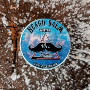 Зимовий бальзам для бороди «Winter»